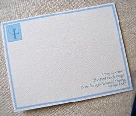 Kerry Cordero notecard