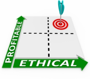 ethics is good business